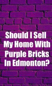 Purple Bricks Edmonton