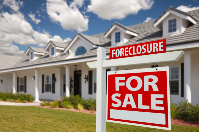 Bankruptcy and foreclosure in Alberta