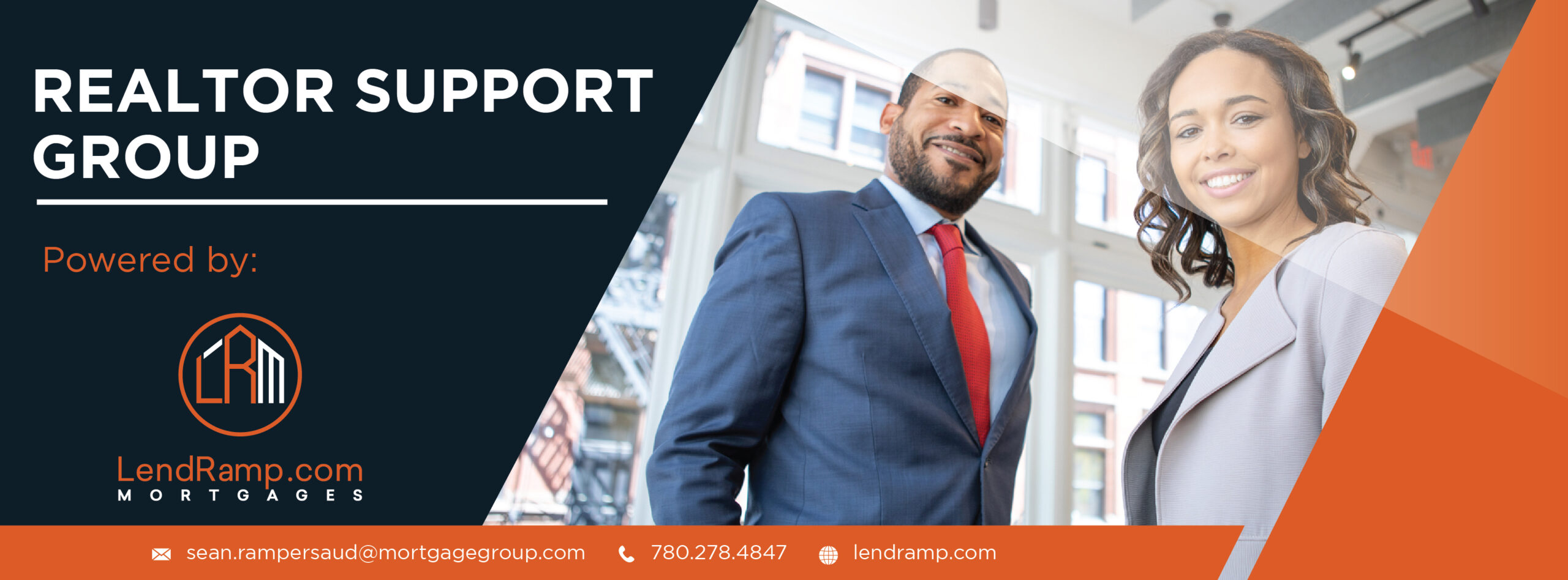 Realtor Support Group. Sean Rampersaud Mortgage broker