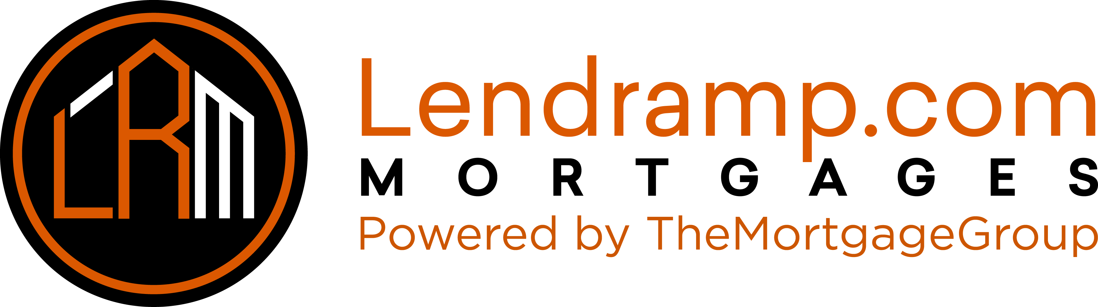 Lendramp.com Lowest Mortgage rates in Canada Logo